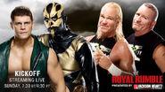 RR 2014 Tag Team Title Match