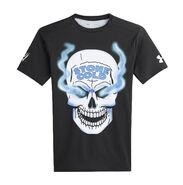 Steve austin Under Armour Compression T-Shirt