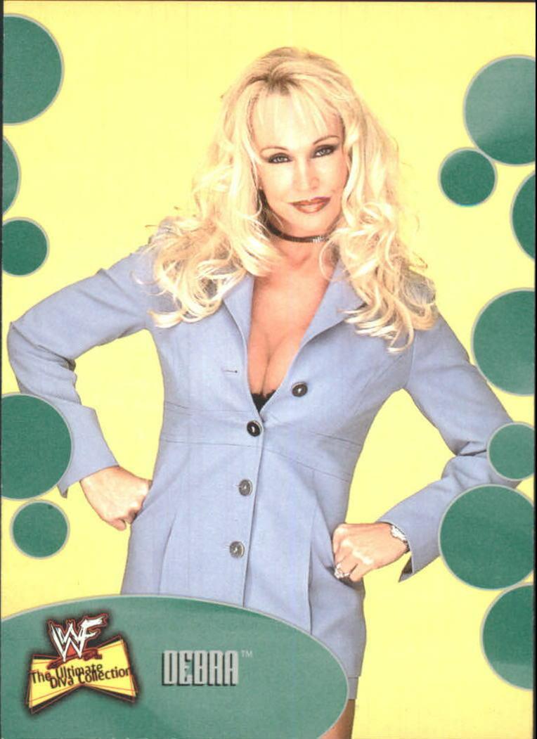2001 WWF The Ultimate Diva Collection (Fleer) Debra (No.37)