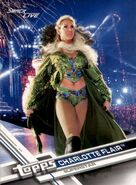 2017 WWE (Topps) Then, Now, Forever Charlotte Flair 141