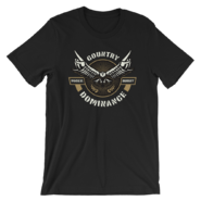 BOBBY LASHLEY & MICKIE JAMES MMC LOGO UNISEX T-SHIRT