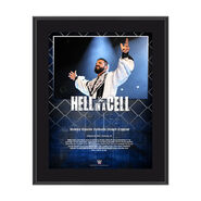 Booby Roode Hell In A Cell 2017 10 x 13 Commemorative Photo Plaque