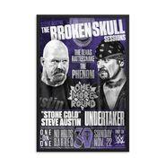 Broken Skull Sessions Undertaker Framed 24x36 Poster