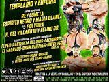 CMLL Domingos Arena Mexico (September 19, 2021)
