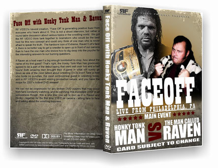 Face Off with Honky Tonk Man & Raven