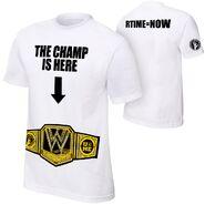 John Cena the champ is here t shirt