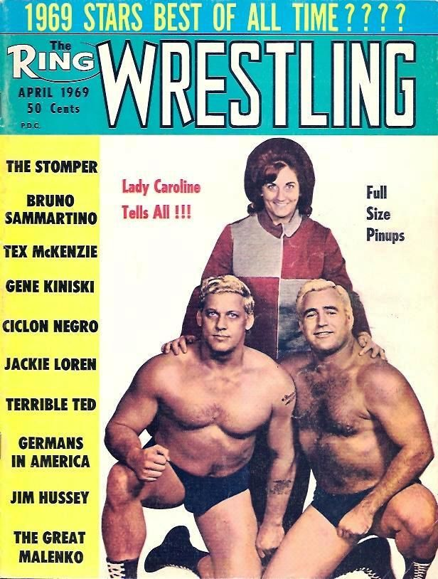 The Ring Wrestling - April 1969