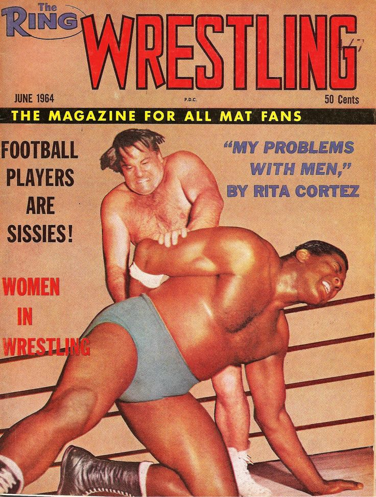The Ring Wrestling - June 1964