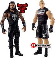 WWE Battle Packs 52 Brock Lesnar & Roman Reigns