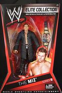 WWE Elite 9 The Miz