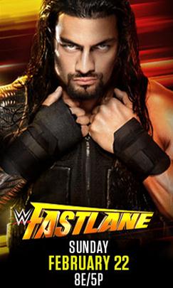 Fastlane 2015