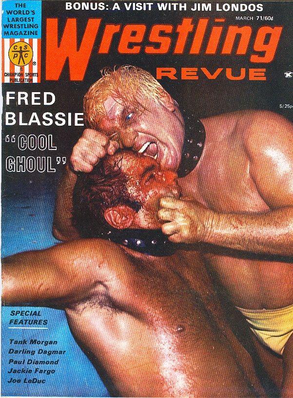 Wrestling Revue - March 1971