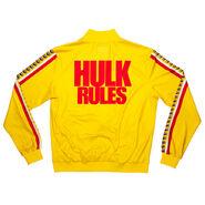 Hulk Hogan Hulk Rules Chalk Line Track Jacket