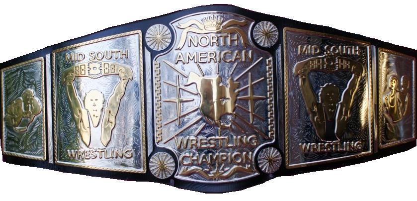Mid-South North American Heavyweight Championship | Pro Wrestling | Fandom
