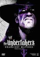 The Undertaker - Deadliest Matches DVD