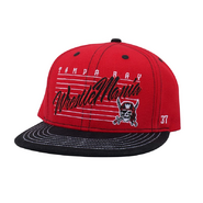 WrestleMania 37 Red Snapback Hat