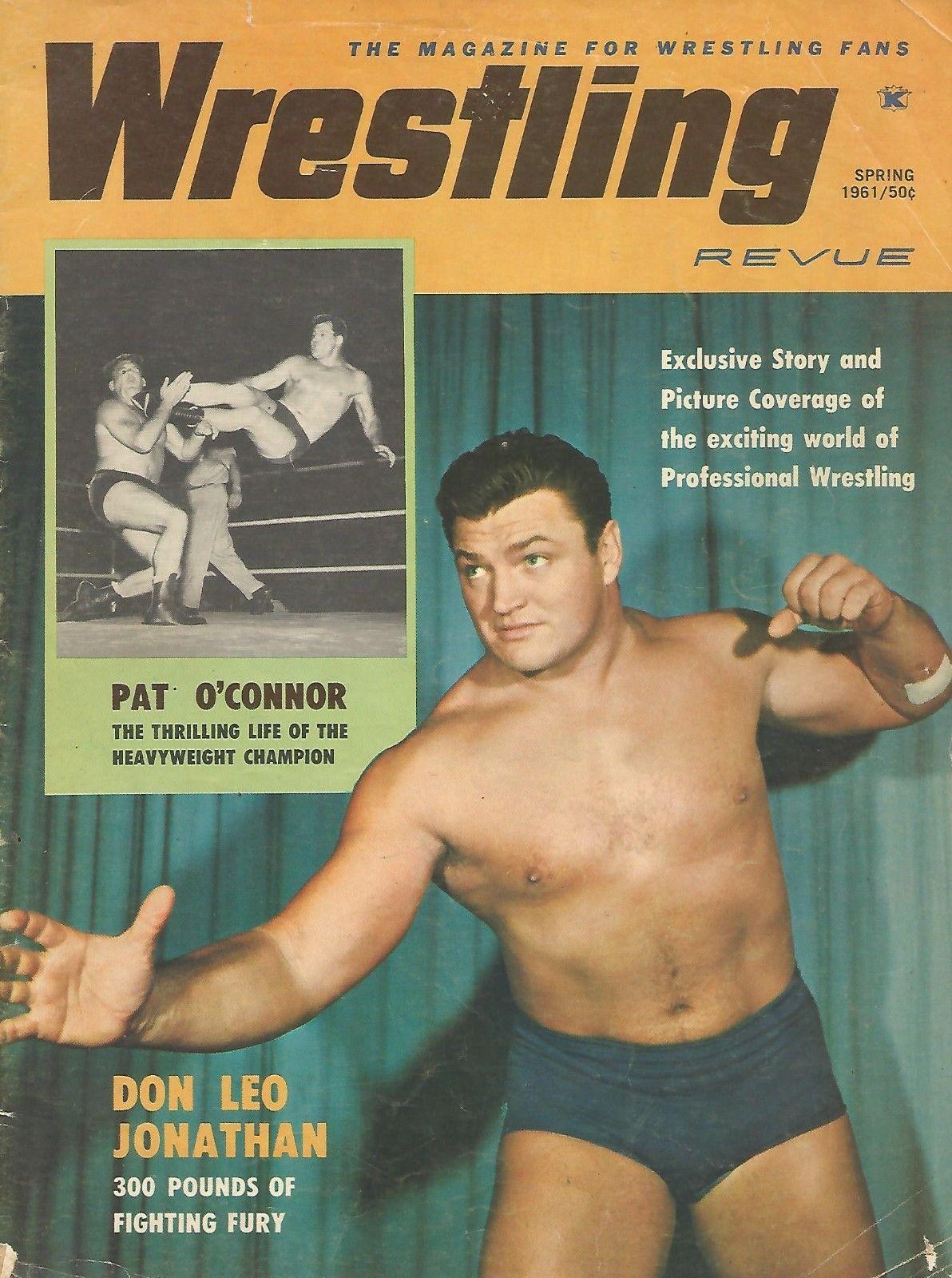 Wrestling Revue - Spring 1961