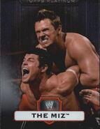 2010 WWE Platinum Trading Cards The Miz 8