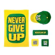 John Cena Earn The Day Accessory Package