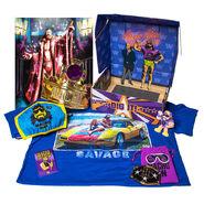 Macho Man Randy Savage Limited Edition Collector's Box