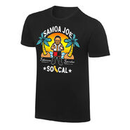 WWE x NERDS Samoa Joe The Destroyer Cartoon T-Shirt