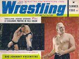 Wrestling Revue - Summer 1960