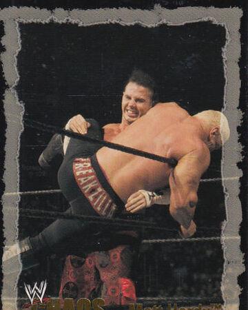 2004 WWE Chaos (Fleer) Matt Hardy 16.jpg