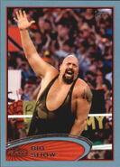 2012 WWE (Topps) Big Show 37