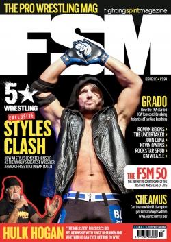 Fighting Spirit Magazine 127