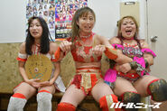 Ice Ribbon & Actwres girl'Z Joint Show 10