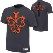 Sheamus irish Curse Authentic T-Shirt