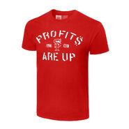 Street Profits Profits Are Up Authentic T-Shirt