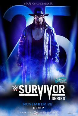 Survivor Series 2015