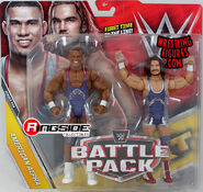 WWE Battle Packs 44 American Alpha