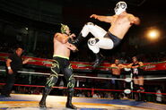 CMLL Sabados De Coliseo (April 21, 2018) 6