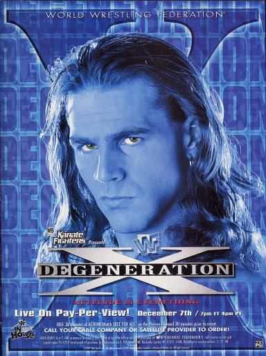 D-Generation X: In Your House