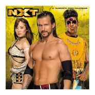 NXT Superstars 2020 Wall Calendar