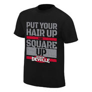 Sonya Deville Square Up Authentic T-Shirt