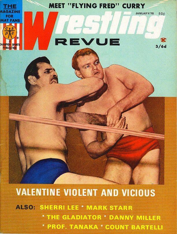 Wrestling Revue - January 1970