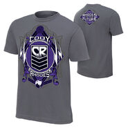 Cody Rhodes to the Future Authentic T-Shirt