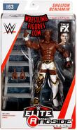 Shelton Benjamin (WWE Elite 63)
