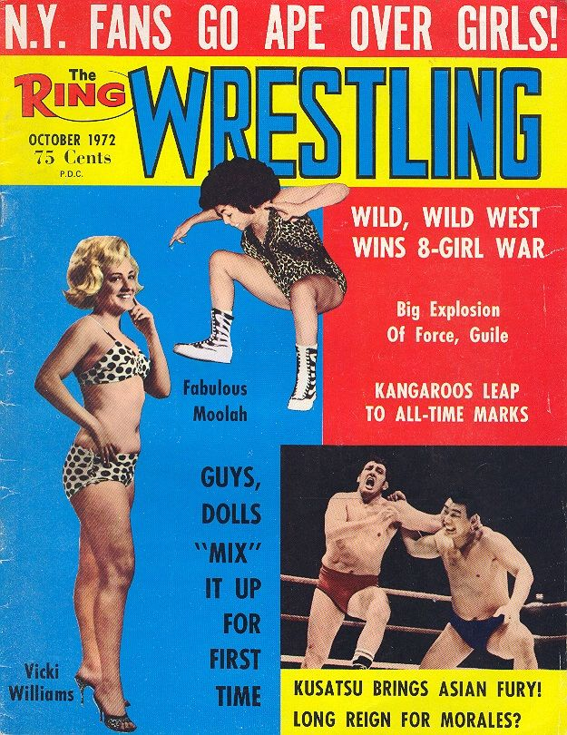 The Ring Wrestling - October 1972