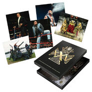 Triple H 25 Years Limited Edition Collector's Photo Set