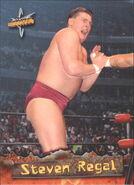 1999 WCW Embossed (Topps) Steven Regal 17
