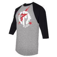 CM Punk Special Edition Baseball T-Shirt