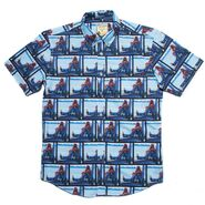 Macho Man Randy Savage Deep Thoughts RSVLTS Button Down Shirt