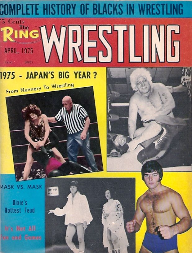 The Ring Wrestling - April 1975