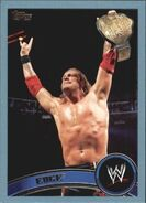 2011 WWE (Topps) Edge 81