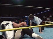 January 9, 1993 WCW Saturday Night 5