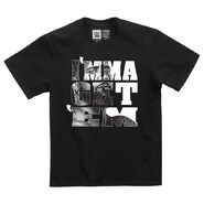 Jey Uso I'mma Get 'Em Youth Authentic T-Shirt